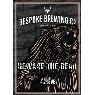 Beware The Bear 500ml